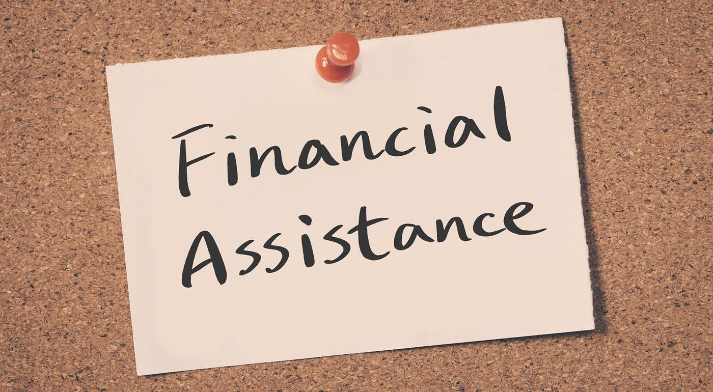 Finacial Assistance